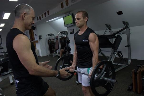 how much training gym