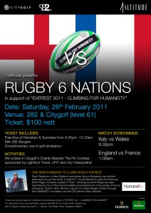 282 Rugby 6 nations