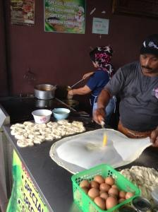 Roti Canai in Kota Tinggi - delicious!