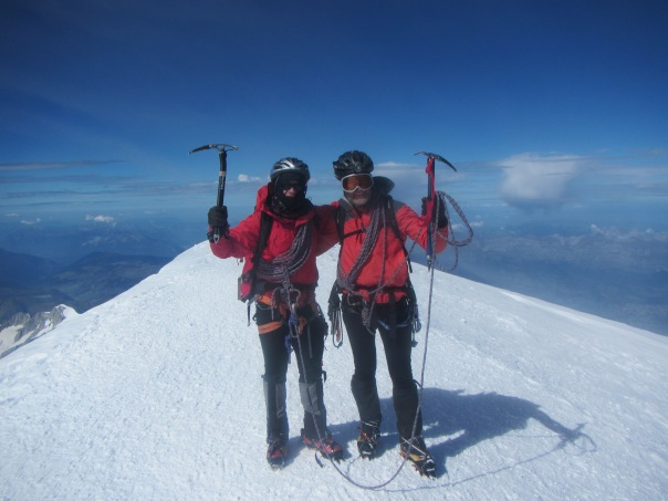 Summit! 1130hrs, 7 September 2014