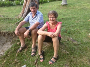 Jack and Ngaire Rawlinson - great ambassadors for New Zealand