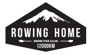 Rowing Home Logo