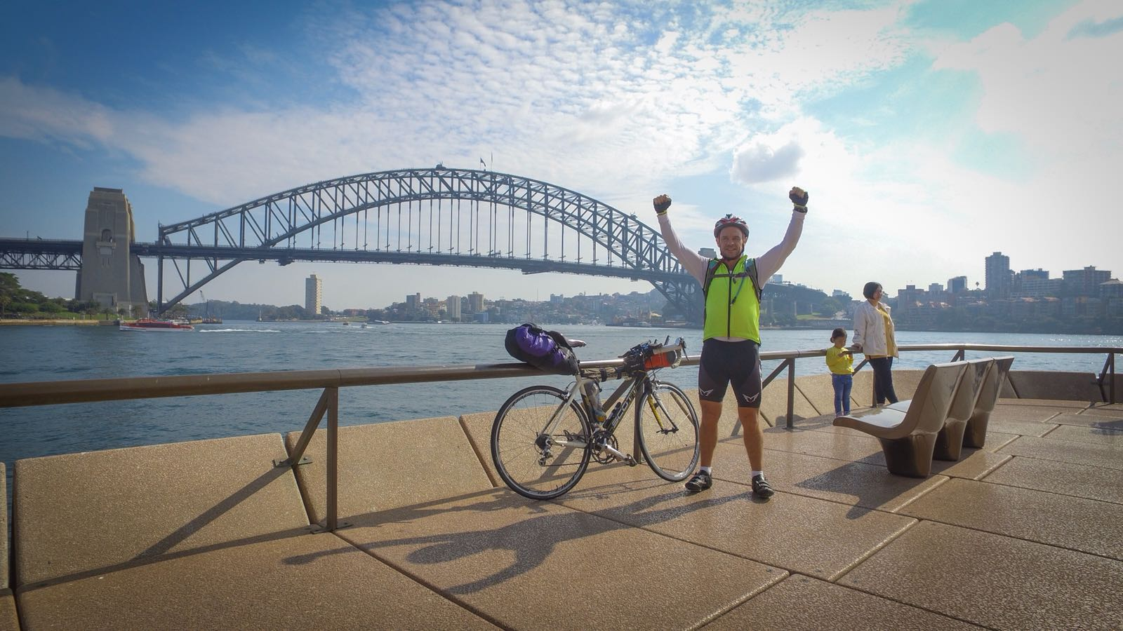 Strategic decisions & cycling Australia's East Coast | Rowing from